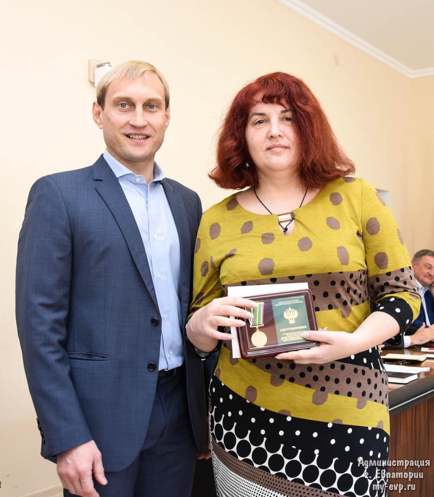 Андрей Филонов вручил ряд наград