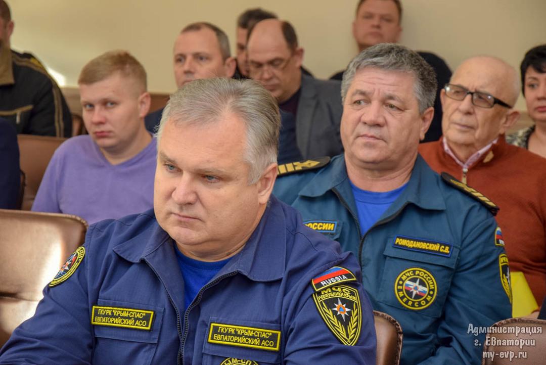В повестке дня – вопросы пожарной безопасности и подготовка к курортному сезону