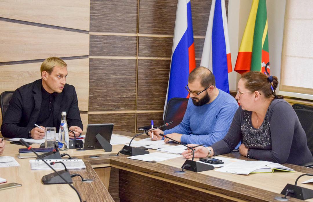 Андрей Филонов предупредил об ответственности за нарушение сроков строительства