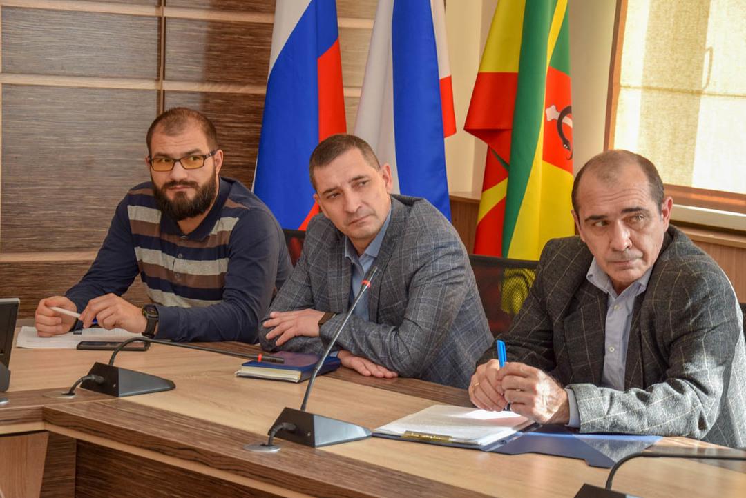 Вопросы реализации ФЦП обсудили на заседании штаба